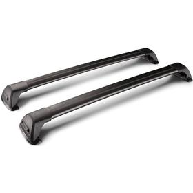 Yakima (Whispbar) Flushbar Black Mercedes Benz GLC 5-dr SUV 2015- integrerad reling / flush rails