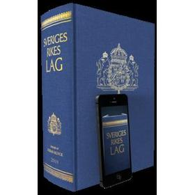Sveriges Rikes Lag 2019 (klotband): När du köper Sveriges Rikes Lag 2019 får du även tillgång till lagboken som app med riktig lagbokskänsla. (Inbunden)