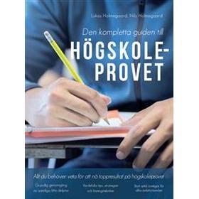 Den kompletta guiden till Högskoleprovet (Inbunden)
