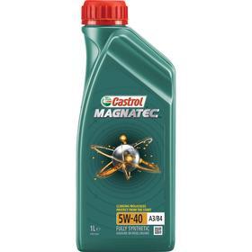 Castrol Magnatec 5W-40 A3/B4 1L Motorolja