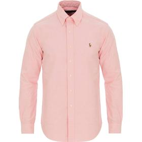Sebago Skjorta Oxford Classic Shirt B.D. Blå Herr Ellos.se