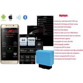 Felkodsläsare OBD2 - ELM327 X-Elm Bluetooth 4.0