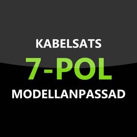 Elkabelsats 7-polig Fordonsspecifik Volvo XC60 09-18