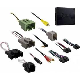 ISO-kablage för aktiva system till GM MOST SUV & Pickups