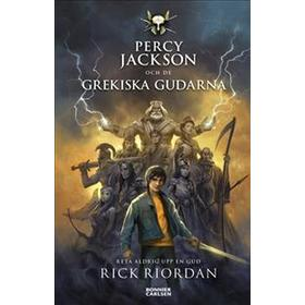Percy Jackson och de grekiska gudarna (Danskt band)