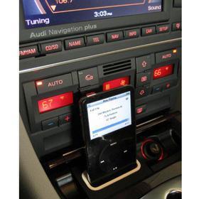 AUDI A4 SPEC.DOCK iPOD / iPHONE LIGHTNING DOCK (AUDIB7V4ILHT)