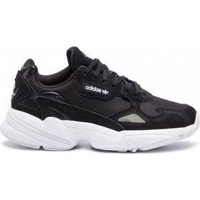 Adidas Falcon W Core BlackFtwr White • Se priser (20