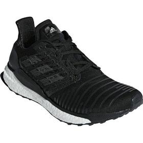 Adidas Solarboost W GreyWhiteBlack Hitta bästa pris