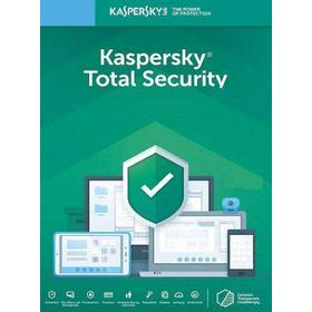 Kaspersky Total Security 2020 (3 Devices, 2 Years) - Key - EUROPE