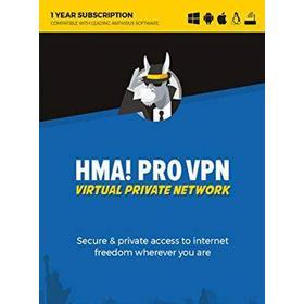 HMA! Pro VPN 1 Year HMA! Key GLOBAL