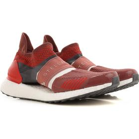 Details about Adidas Ultraboost Pulse Boost Trainers Core Black Red Trainers Shoes