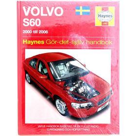 Reparationshandbok Volvo S60 2001-2008