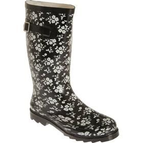 Blue Wear Wellingtons Floral • Se pris (1 butiker) hos