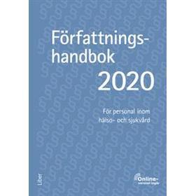 Författningshandbok 2020, bok med onlinetjänst