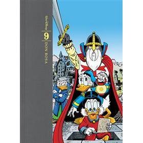 Don Rosas samlade verk: tecknade serier och illustrationer. Bd 9, 2002-2007 (Inbunden, 2014)