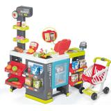 Smoby Maxi Supermarket with Shopping Trolly