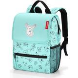 Ryggsäckar Reisenthel Backpack - Cats and Dogs Mint