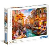 Clementoni High Quality Collection Sunset Over Venice 500 Pieces
