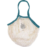 Nätkassar Cookut Sacha Cotton Foldable Bag - Blue