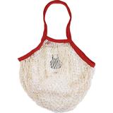 Nätkassar Cookut Sacha Cotton Foldable Bag - Red