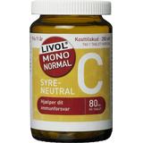 Vitaminer & Mineraler Livol Mono Normal C Vitamin 280 st