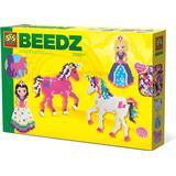 SES Creative Beedz Iron on Beads Unicorns & Princesses 2100pcs 06216