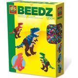 SES Creative Beedz Iron on Beads T-Rex 1200pcs 06117