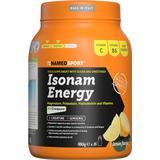 Kosttillskott Namedsport Isonam Energy Drink Lemon 480g