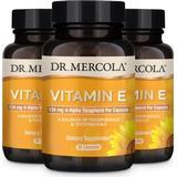 Kosttillskott Dr. Mercola Vitamin E 30 st