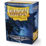 Sällskapsspel Dragon Shield Classic Night Blue 100 Sleeves
