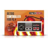 Retro Devil NES USB Retro Controller - Black