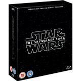 Disney dvd box Filmer Star Wars: The Skywalker Saga Complete Box Set (Blu-ray)