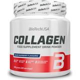 Vitaminer & Mineraler BioTechUSA Collagen Raspberry 300g