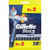 Engångsrakhyvlar Gillette Blue3 Disposable Razor 10-pack