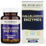 Kosttillskott Dr. Mercola Gallbladder Enzymes 30pcs 30 st