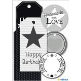 Herma Gift Tags Home 6-pack