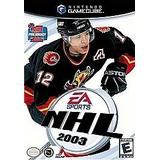 GameCube-spel NHL 2003