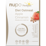 Nupo Diet Oatmeal Apple Cinnamon 384g