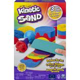 Spin Master Kinetic Sand Rainbow Mix Set