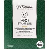 Behovsanpassade tillskott Mezina Pro-staminus 180 st