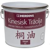 Herdins Kinesisk Träolja Transparent 3L