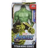 Figurer Hasbro Marvel Avengers Titan Hero Series Blast Gear Deluxe Hulk 30cm