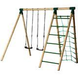 Hörby gungställning Leksaker Hörby Bruk Wooden Swing Active High 4088