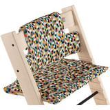 Sittdynor Stokke Tripp Trapp Classic Cushion Honeycomb Happy