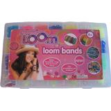 Pyssellådor Loom Bands 4200 delar