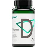 D vitamin puori Kosttillskott Puori Vitamin D3 400IE 60 st