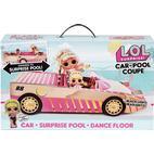 LOL Surprise Car Pool Coupe