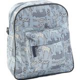 Ryggsäckar Smallstuff Animal Prints - Light blue