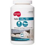 Kosttillskott Futura Kalk+10μg D3 160 st