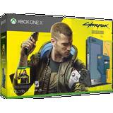 Microsoft Xbox One X 1TB - Cyberpunk 2077 Limited Edition Bundle